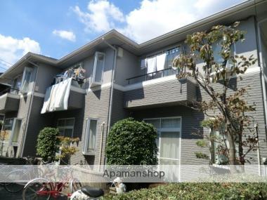 千葉県市川市、市川駅徒歩20分の築28年 2階建の賃貸アパート