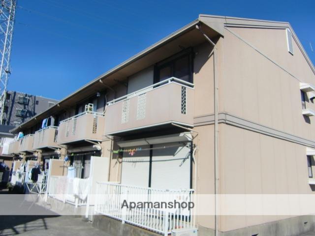 千葉県市川市、妙典駅徒歩10分の築31年 2階建の賃貸アパート