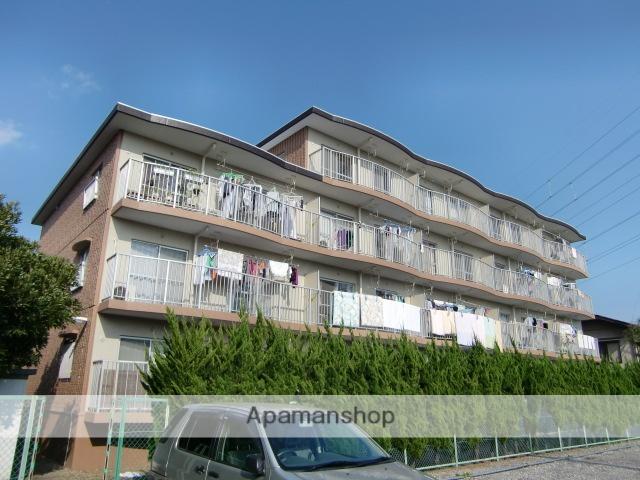 千葉県市川市、妙典駅徒歩11分の築33年 4階建の賃貸マンション