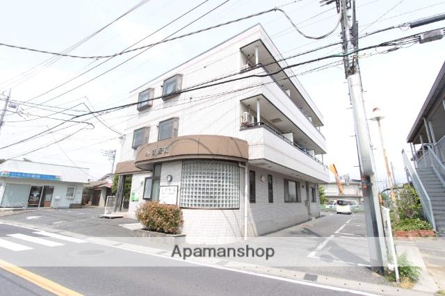 千葉県市川市、市川駅徒歩19分の築25年 3階建の賃貸マンション