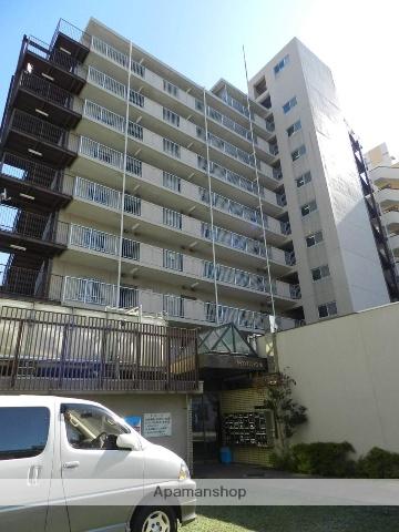 千葉県市川市、本八幡駅徒歩5分の築32年 10階建の賃貸マンション