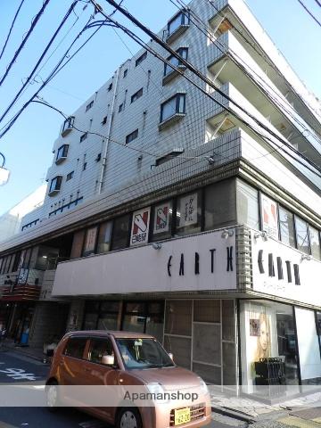 千葉県市川市、本八幡駅徒歩3分の築28年 8階建の賃貸マンション