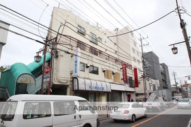 千葉県市川市、本八幡駅徒歩8分の築45年 5階建の賃貸マンション