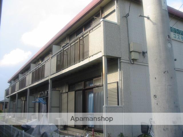 千葉県市川市、船橋法典駅徒歩15分の築25年 2階建の賃貸アパート
