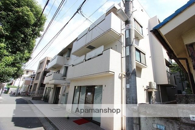 千葉県市川市、本八幡駅徒歩3分の築29年 4階建の賃貸マンション
