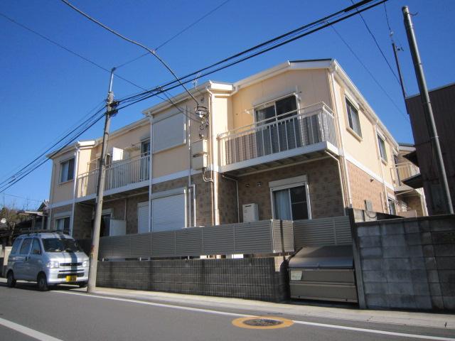 千葉県市川市、市川大野駅徒歩12分の築10年 2階建の賃貸アパート