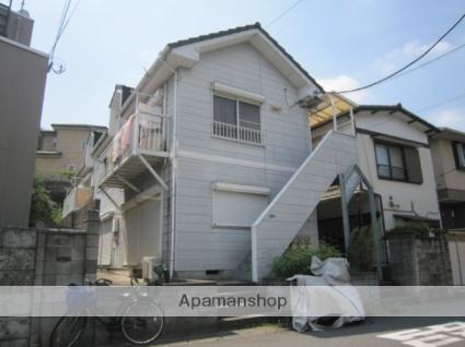 千葉県市川市、下総中山駅徒歩8分の築22年 2階建の賃貸アパート
