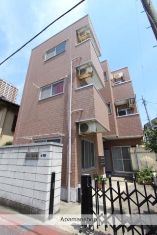 千葉県市川市、市川駅徒歩4分の築22年 3階建の賃貸マンション