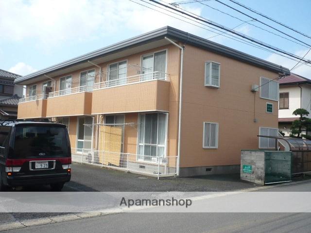 千葉県市川市、北国分駅徒歩5分の築27年 2階建の賃貸アパート