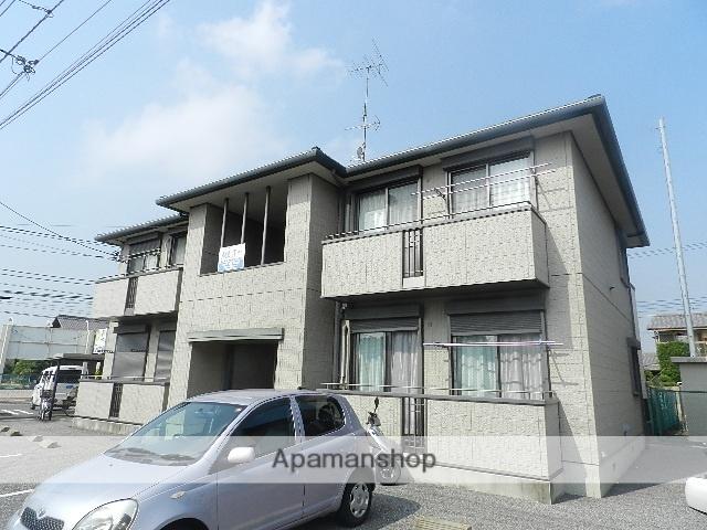 千葉県松戸市、東松戸駅徒歩30分の築17年 2階建の賃貸アパート