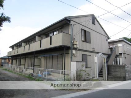 千葉県市川市、船橋法典駅徒歩15分の築22年 2階建の賃貸アパート