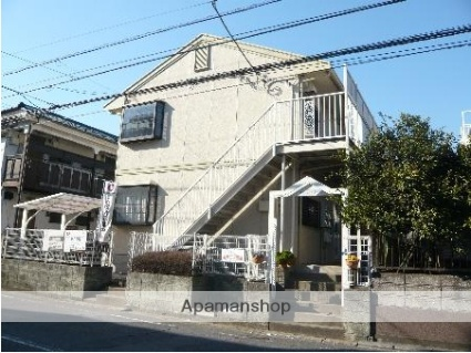 千葉県市川市、浦安駅徒歩17分の築25年 2階建の賃貸アパート