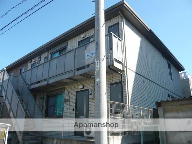 千葉県市川市、本八幡駅徒歩12分の築10年 2階建の賃貸アパート