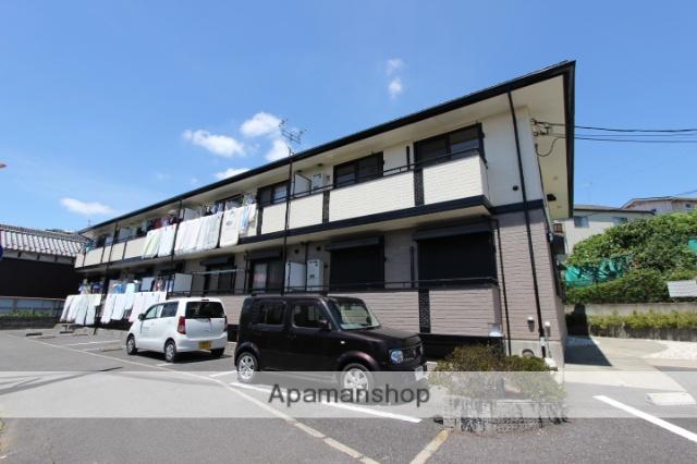 千葉県市川市、市川駅京成バスバス10分国分下車後徒歩1分の築18年 2階建の賃貸アパート