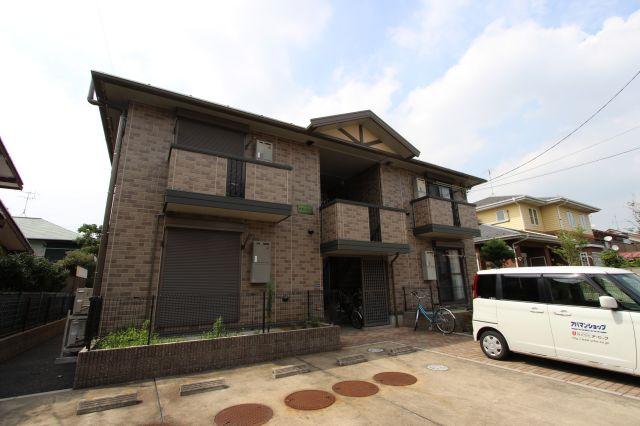 千葉県市川市、矢切駅徒歩14分の築13年 2階建の賃貸アパート