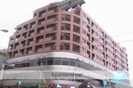 千葉県市川市、本八幡駅徒歩5分の築19年 9階建の賃貸マンション