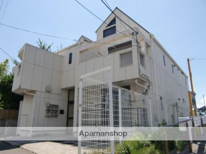 千葉県市川市、下総中山駅徒歩4分の築14年 2階建の賃貸アパート