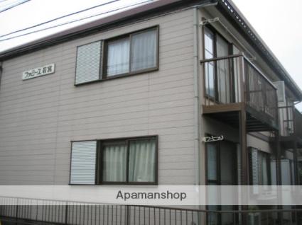 千葉県市川市、下総中山駅徒歩8分の築27年 2階建の賃貸アパート