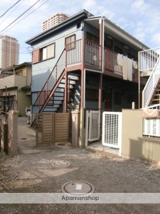 千葉県市川市、市川駅徒歩4分の築30年 2階建の賃貸アパート