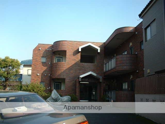 千葉県市川市、市川駅徒歩18分の築24年 2階建の賃貸マンション