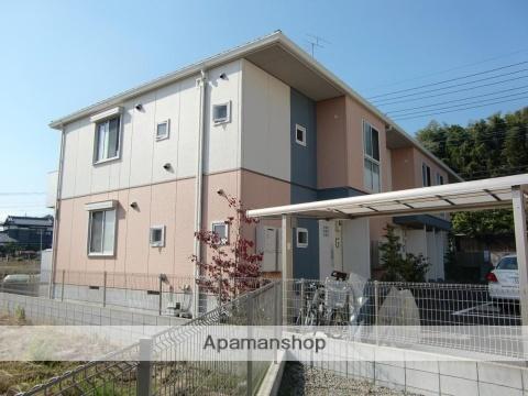 千葉県松戸市、北国分駅徒歩15分の築10年 2階建の賃貸アパート