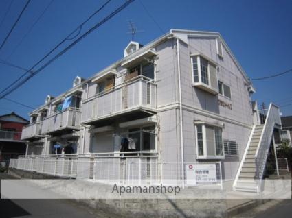 千葉県市川市、船橋法典駅徒歩15分の築23年 2階建の賃貸アパート