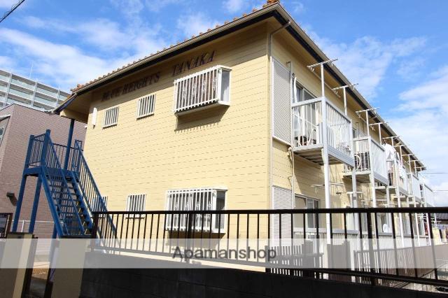 千葉県市川市、本八幡駅徒歩5分の築29年 2階建の賃貸アパート