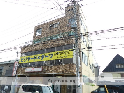 千葉県市川市、本八幡駅徒歩8分の築37年 4階建の賃貸マンション