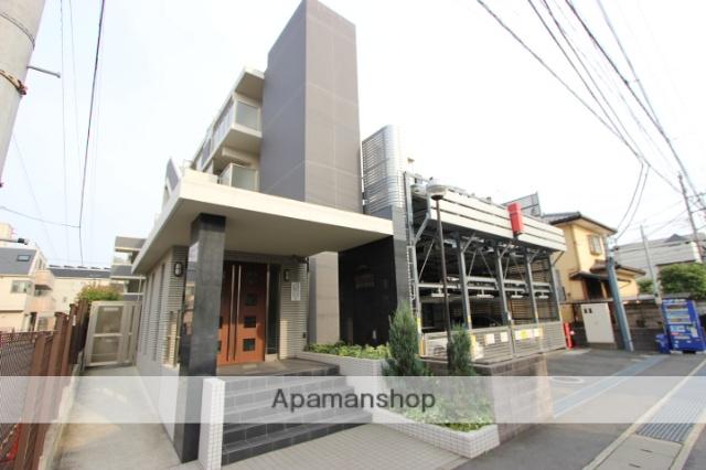 千葉県市川市、本八幡駅徒歩13分の築9年 4階建の賃貸マンション
