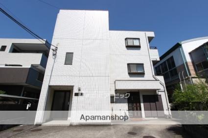 千葉県市川市、原木中山駅徒歩2分の築27年 3階建の賃貸アパート