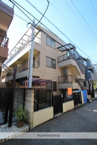 千葉県市川市、市川駅徒歩5分の築20年 3階建の賃貸マンション