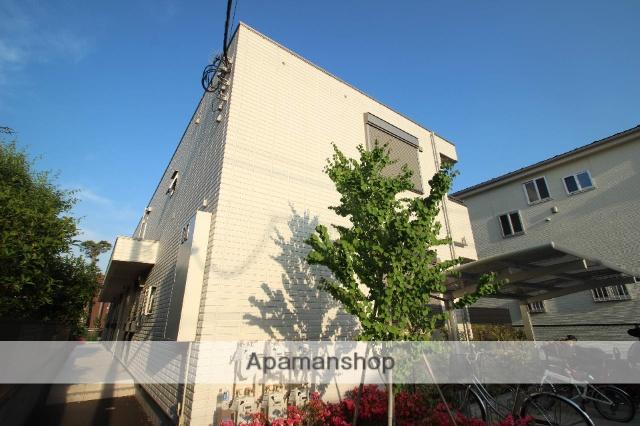 千葉県市川市、本八幡駅徒歩14分の築3年 2階建の賃貸マンション