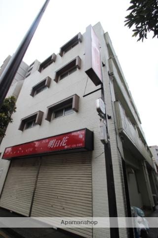 千葉県市川市、市川駅徒歩3分の築34年 4階建の賃貸マンション