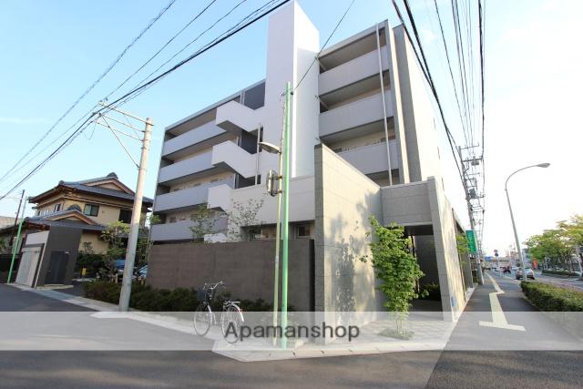 千葉県市川市、本八幡駅徒歩8分の築6年 5階建の賃貸マンション
