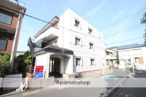 千葉県市川市、市川駅徒歩17分の築33年 3階建の賃貸マンション