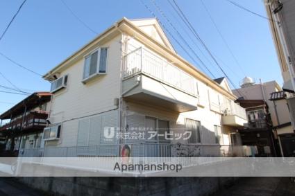 千葉県市川市、下総中山駅徒歩7分の築27年 2階建の賃貸アパート