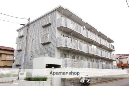 千葉県市川市、妙典駅徒歩11分の築29年 3階建の賃貸マンション