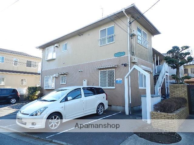 千葉県松戸市、矢切駅徒歩7分の築20年 2階建の賃貸アパート