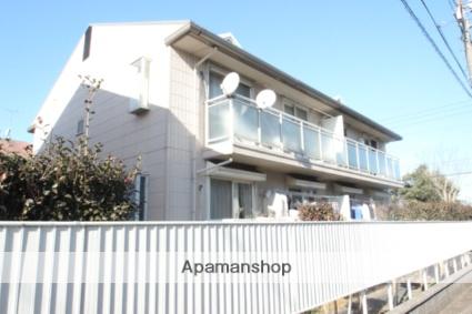 千葉県市川市、矢切駅徒歩20分の築27年 2階建の賃貸アパート