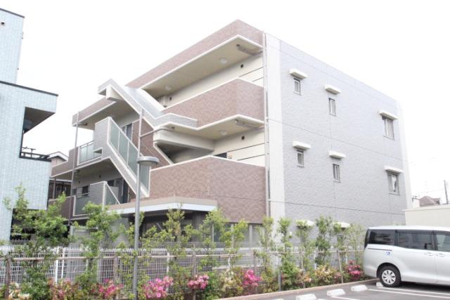 千葉県市川市、本八幡駅徒歩19分の築12年 3階建の賃貸マンション