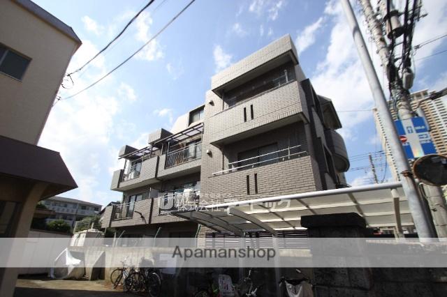 千葉県市川市、市川駅徒歩7分の築24年 3階建の賃貸マンション