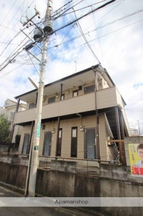 千葉県市川市、市川駅徒歩20分の築24年 2階建の賃貸アパート