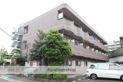 千葉県船橋市、下総中山駅徒歩10分の築21年 3階建の賃貸マンション