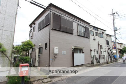 千葉県市川市、鬼越駅徒歩18分の築32年 2階建の賃貸アパート