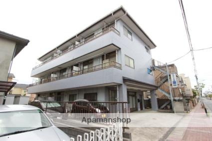 千葉県市川市、本八幡駅徒歩20分の築24年 3階建の賃貸マンション