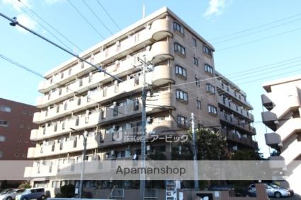 千葉県船橋市、下総中山駅徒歩17分の築17年 5階建の賃貸マンション