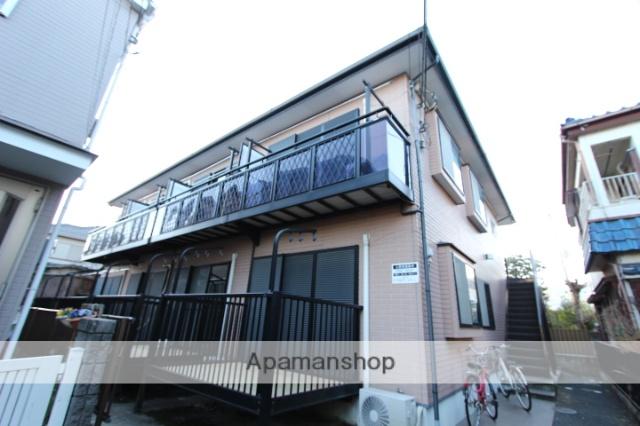 千葉県市川市、下総中山駅徒歩9分の築18年 2階建の賃貸アパート