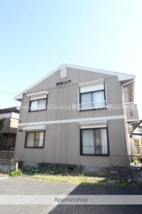 千葉県市川市、松戸駅徒歩23分の築28年 2階建の賃貸アパート