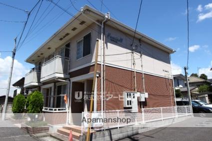 千葉県市川市、本八幡駅徒歩25分の築13年 2階建の賃貸アパート