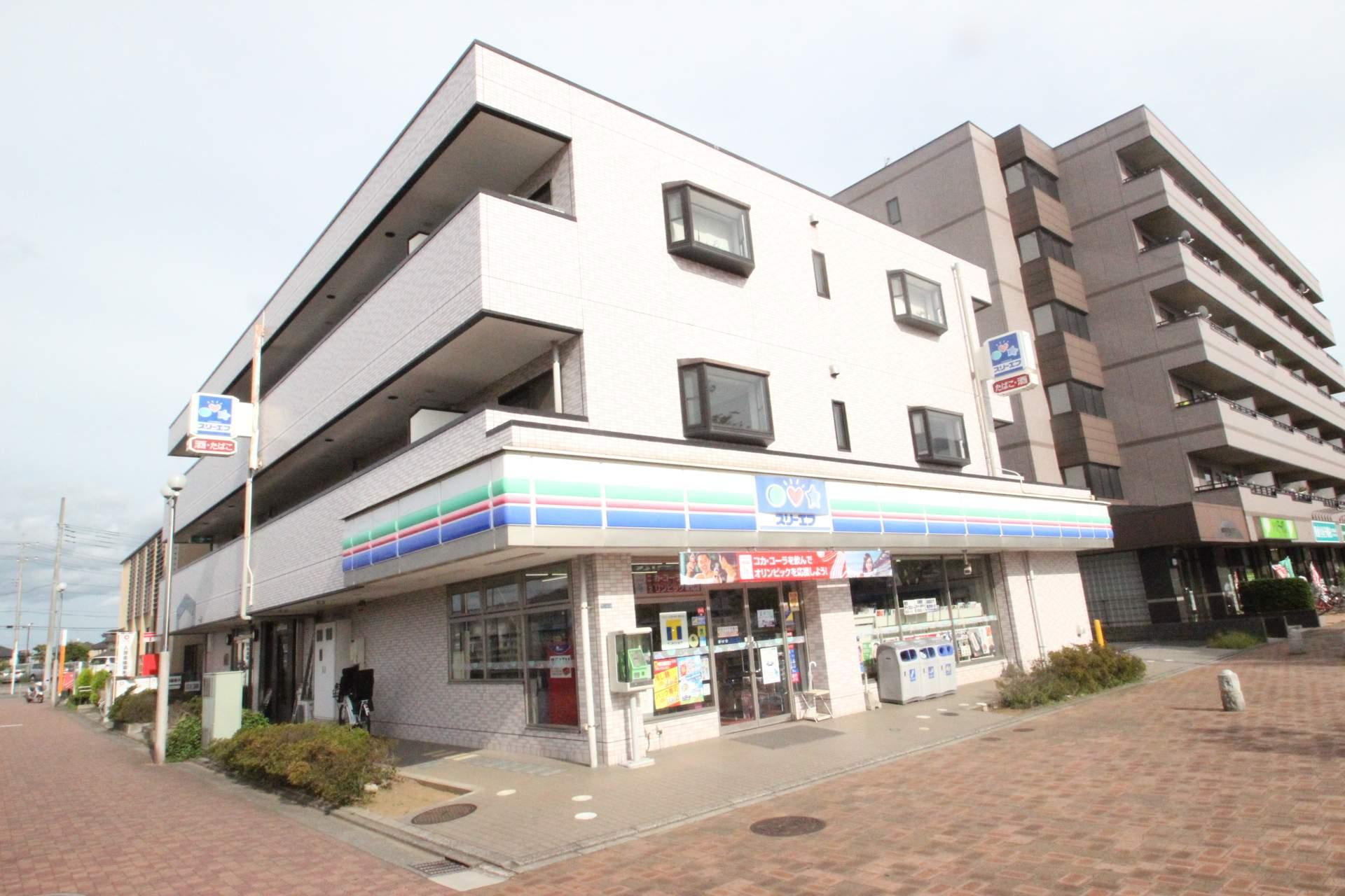 千葉県市川市、矢切駅徒歩25分の築18年 3階建の賃貸マンション